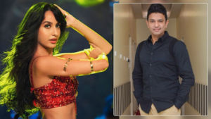Nora Fatehi signed by T Series