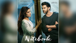 Salman Khan shares new poster of Zaheer Iqbal and Pranutan starrer 'Notebook'