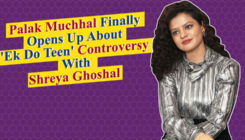 Palak Muchhal breaks her silence on the 'Ek Do Teen' controversy with Shreya Ghoshal