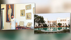 Inside Pics: Saif Ali Khan's Pataudi Palace is nothing short of a grand spectacle