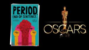Period End of Sentence Wins Oscar