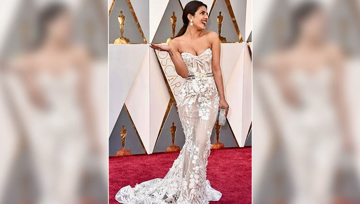 Oscars: Priyanka Chopra's throwback picture from her first Academy Awards is pure gold