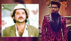 Ranveer Singh dressed up as 'Mr India's Anil Kapoor and landed for an audition