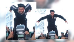 'Gully Boy': Ranveer Singh does it again; jumps into the crowd at a gig