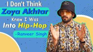 Ranveer Singh answers Crazy Questions on Deepika Padukone, Zoya Akhtar and 'Gully Boy'