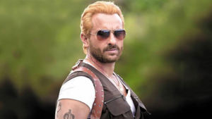 Saif Ali Khan Go Goa Gone 2 Look