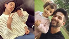 Shahid Kapoor-Mira Rajput's video with Misha and Zain will brighten your day