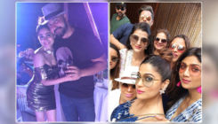 In Pics and Videos: Shamita Shetty rings in her 40th birthday with friends and family