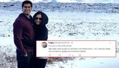 Soundarya Rajinikanth gets trolled for sharing honeymoon pics days after Pulwama attack