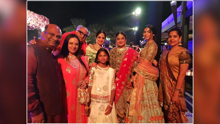 Ahead of Sridevi's first death anniversary, this family picture will turn you emotional
