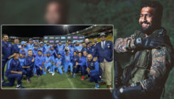 Team India chanted the famous dialogue 'How's The Josh?' after a historic win