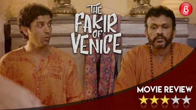 'The Fakir Of Venice' Movie Review: A trippy experience that lasts longer than that empty popcorn packet
