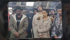 Varun Dhawan and Shraddha Kapoor observe two-minutes' silence on the sets of 'Street Dancer 3D'