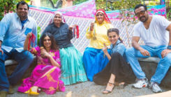 Taapsee Pannu-Bhumi Pednekar begin shooting for 'Womaniya' - view first pic