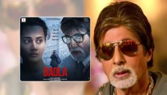 Amitabh Bachchan turns rapper for Sujoy Ghosh's 'Badla'