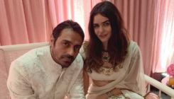 Valentine's Day: Arjun Rampal shares a beautiful picture with alleged girlfriend Gabriella Demetriades
