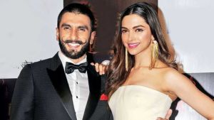 Ranveer borrow from Deepika's wardrobe