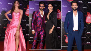 Femina Beauty Awards : Deepika-Ranveer, Sara and others sizzle on the red carpet
