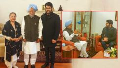 Kapil Sharma meets former PM Manmohan Singh and his wife Gursharan Kaur
