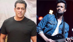 Salman Khan replaces Pakistani singer Atif Aslam in 'Notebook'