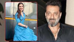 Kriti Sanon talks about her experience of working with Sanjay Dutt in 'Panipat'