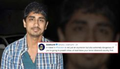 'Rang De Basanti' actor Siddharth salutes IAF; terms Pakistan an oxymoron