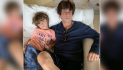 Shah Rukh Khan and son AbRam's latest picture will make your day