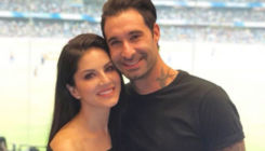 Watch: Sunny Leone takes the #HandcuffChallenge with hubby Daniel Weber