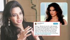"#BringBackAbhinandan: Swara Bhasker lambastes Veena Malik; says ""Shame on you & your sick mindset"""