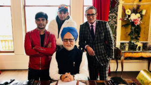 The Accidental Prime Minister FIR lodged