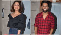 'Uri' success bash: Vicky Kaushal and Yami Gautam are high on josh