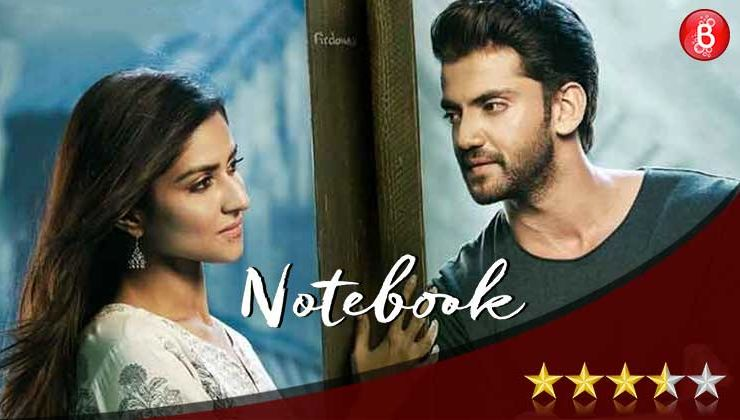 'Notebook' Movie Review: A unique love story that will fill your heart with light