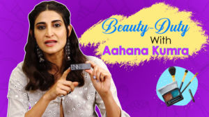 Make Up Tips: Aahana Kumra gives you tricks to get Red-Carpet-Ready in just 3 minutes