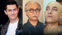Aamir Khan's transformation into an old man will leave you shell shocked - watch video