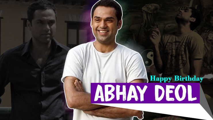 Abhay Deol Birthday Special: 5 iconic characters that left a mark on the viewers