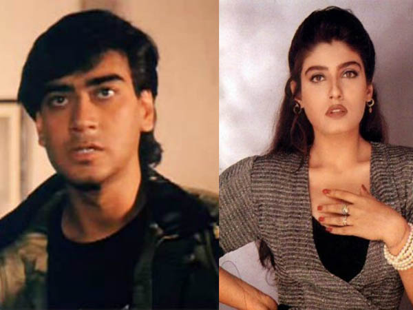 When Ajay Devgn dared Raveena to publish so-called love letters
