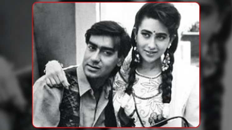 When Ajay Devgn refused rumours of an affair with Karisma Kapoor
