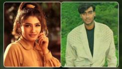 The time when Ajay Devgn said that his 'Dilwale' co-star Raveena Tandon needs a psychiatrist...