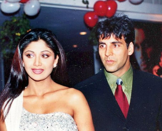 Shilpa Shetty's reply to Akshay Kumar's 'tamasha' statement