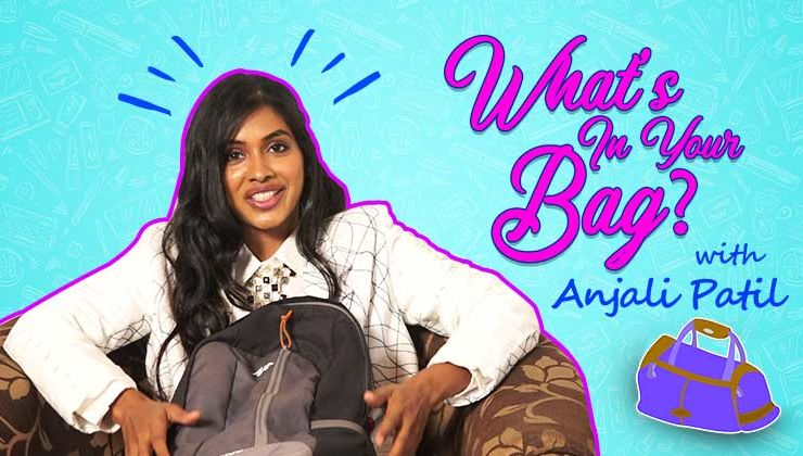 What's In Your Bag: Anjali Patil shows off her WEIRD personal possesions