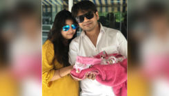 Ankit Tiwari shares a perfect family portrait on his birthday; view pic