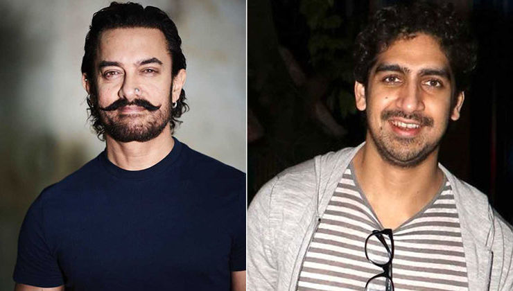 Aamir Khan's throwback pic with 19-year old Ayan Mukerji is pure gold