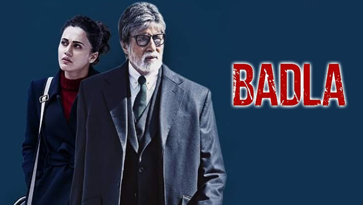 Badla Movie gets LEAKED by Tamilrockers through torrents | Bollywood