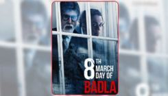 'Badla': Ahead of its release, here's the intriguing poster featuring Amitabh Bachchan and Taapsee Pannu