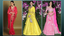Akash-Shloka Wedding: From Alia Bhatt to Deepika Padukone, the best dressed celebs who turned heads with their style
