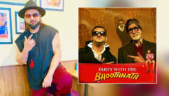 Yo Yo Honey Singh reminisces working with Amitabh Bachchan