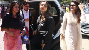 Holi: Gauri Khan, Ekta Kapoor, Jacqueline Fernandez celebrate the festival of colours - view pics