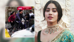 Leaked! Janhvi Kapoor and Pankaj Tripathi's picture from the sets of 'Kargil Girl' is out