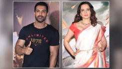 John Abraham stands by Kangana Ranaut; Says actors must take a stand if they are politically aware