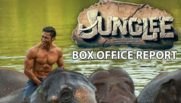 'Junglee' Box-Office Report: Vidyut Jammwal's action-adventure film is off to a good start